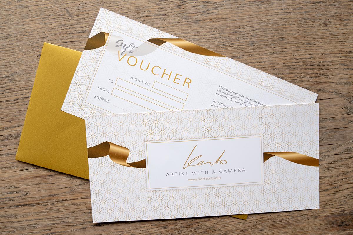 Kerto Studio gift voucher