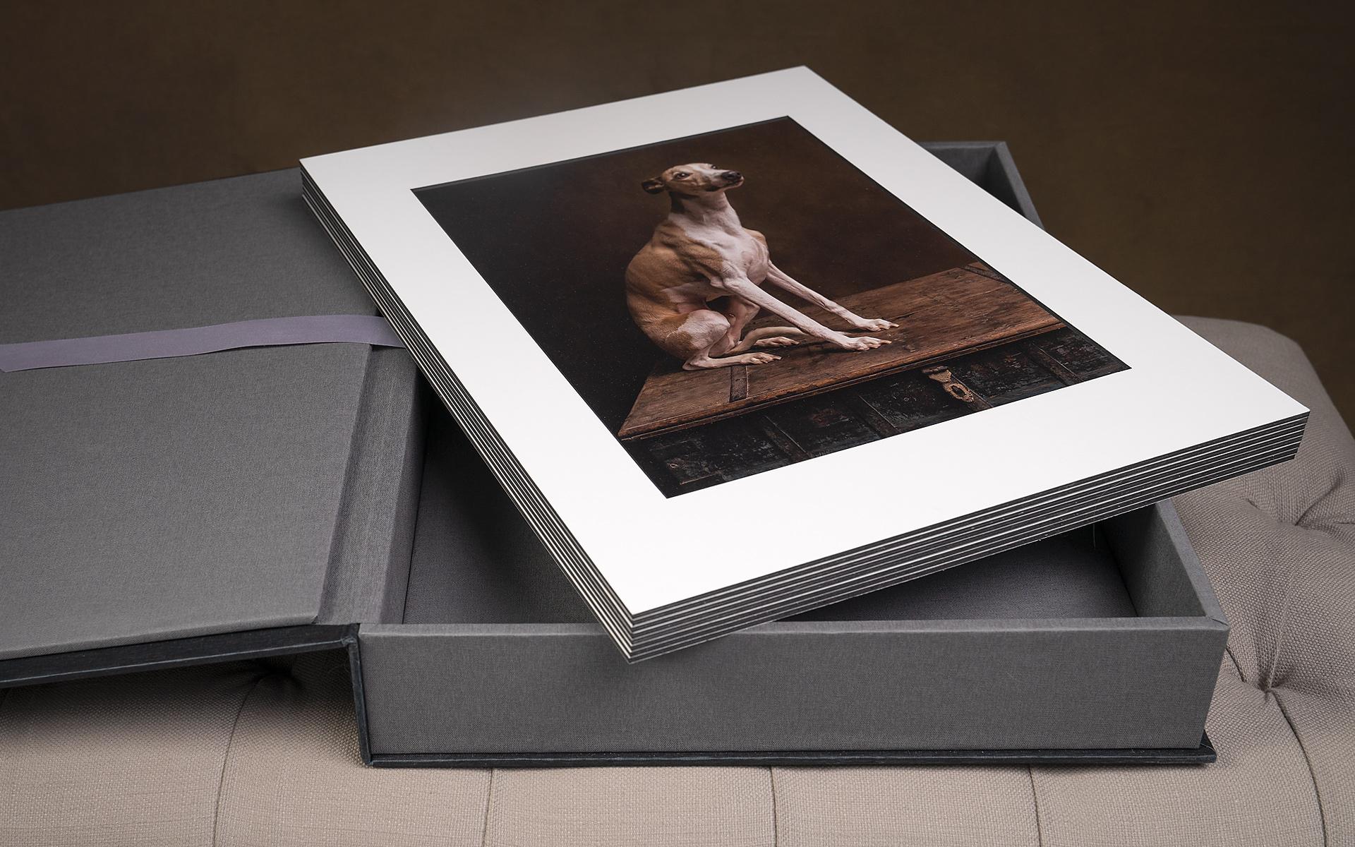 Kerto Studio fine art image boxes